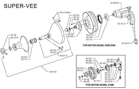 Plumbing Snake Parts by Wiring Diagram For Electric Plumbing Snake Diagrams Free
