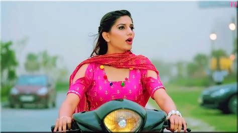 sapna choudhary new video song sapna choudhary romantic video latest haryanvi song 2018