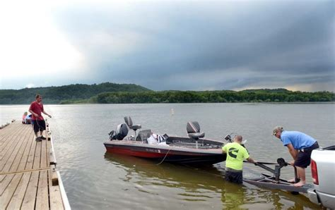 video of fishing boat getting run over a boater s guide to getting on the susquehanna river in