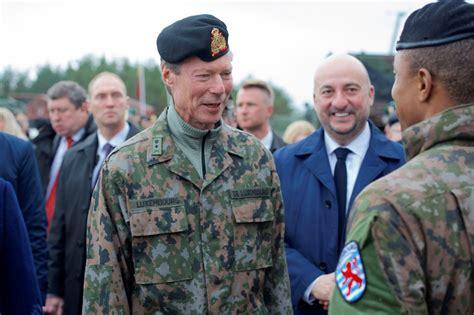 wann trat deutschland der nato bei erst kosovo dann baltikum ein luxemburger soldat