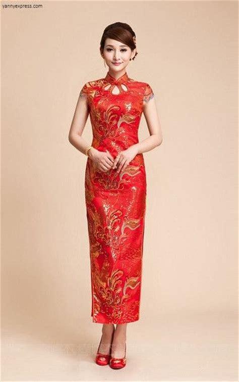 Id Two Pattern Cheongsam Dress 265 best wedding qipao cheongsam bridal kwa qun couture