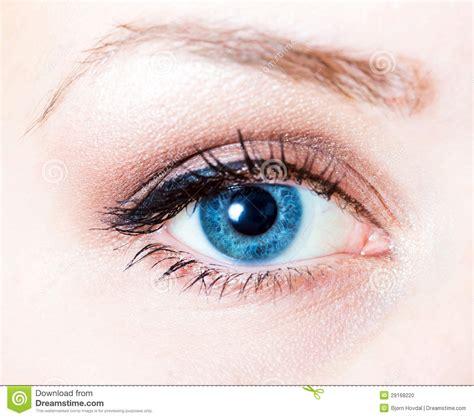 imagenes reales de ojos maquillaje del ojo foto de archivo imagen 29168220