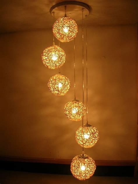 Handmade Bulbs - do you like to a handmade wooden l living rooms