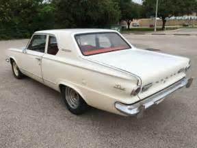 1963 Dodge Dart For Sale 1963 Dodge Dart Clean Interior 318 Hemi For Sale Photos