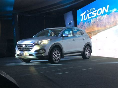 hyundai price list in india hyundai tucson launched in india prices start at rs 18