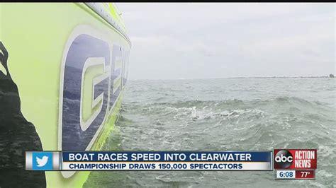 clearwater boat races clearwater boat races youtube