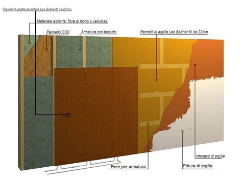 materiale isolante acustico per soffitto riscaldamento a parete o a soffitto in argilla