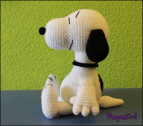 Amigurumi Snoopy Pattern | snoopy amigurumi by pequecol on deviantart