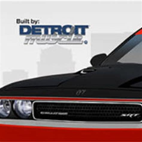 Detroit Muscle Giveaway - win a custom dodge challenger granny s giveaways