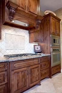 Alder Wood Cabinets Knotty Alder Wood Cabinets Love Dream Home Pinterest