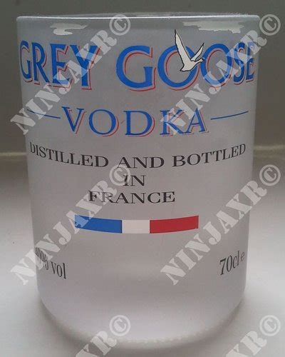 bicchieri da vodka bicchieri da bottiglia vodka grey goose fashion per