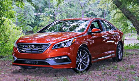 Hyundai Sonata 2015 Sport 2 0t by 2015 Hyundai Sonata Sport 2 0t Simply Real