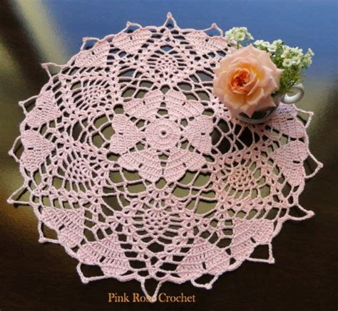 free pattern heart doily lovely heart doilies to crochet 14 free patterns