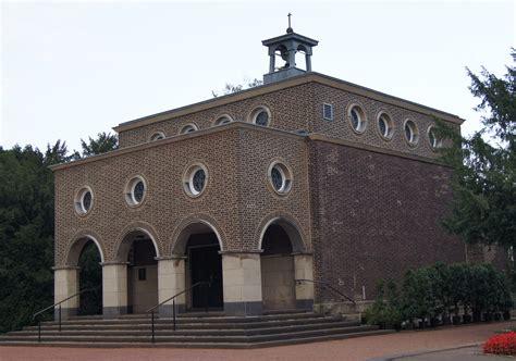büchold datei friedhof bocholt leichenhalle jpg