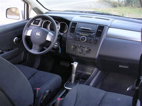 nissan versa interior 2007 coal 2007 nissan versa i don t believe in curses but