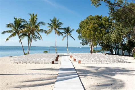 Elegant DIY Beach Wedding in South Florida, FL Keys
