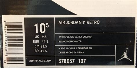 25 ways to tell if your jordan 11s are fake or real
