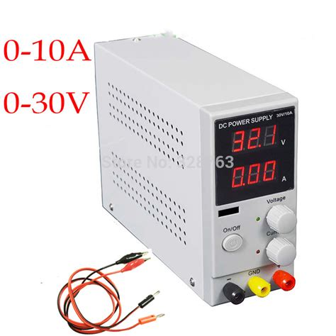 Jual Variable Dc Power Supply aliexpress buy 30v 10a k3010d mini switching regulated adjustable dc power supply smps
