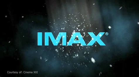 cinema 21 watch official theatrical trailer of imax in cinema xxi youtube