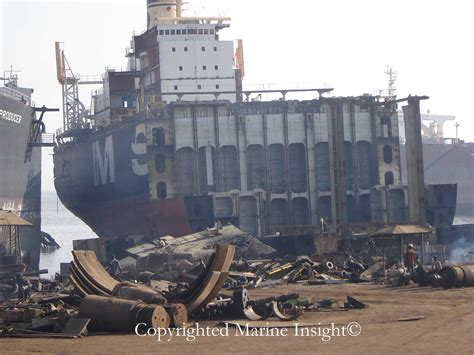 boat salvage laws australia legal issues and arrest of scrap ships can sour deals for