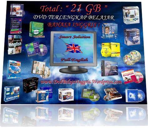 dvd tutorial bahasa inggris smart english dvd smartenglish 21gb cara mudah belajar