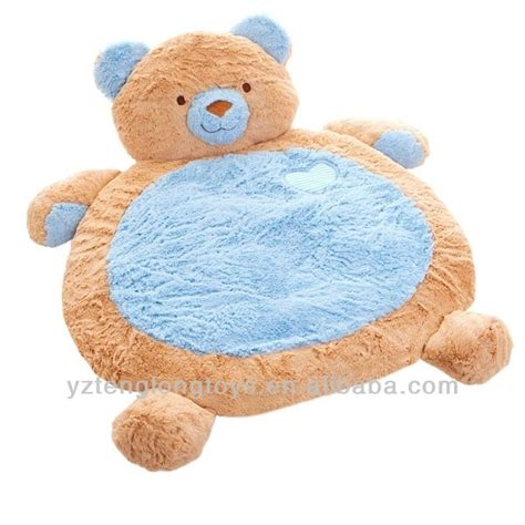 Plush Floor Mat For Baby Infant Gift Plush Baby Play Mat Baby Sleeping