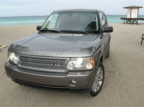 range rover supercharged pictures  wallpapers  video top speed