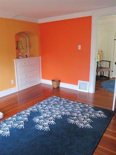 wohnzimmer in orange farben f 252 r wohnzimmer in orange 80 wohnideen