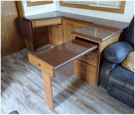 pull out desk extension slide out desk extension best home design 2018