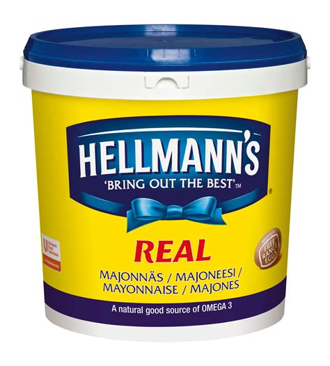 Murah Mayonnaise Mclewis 1 Kg hellmann 180 s real mayonnaise 10 kg unilever food solutions