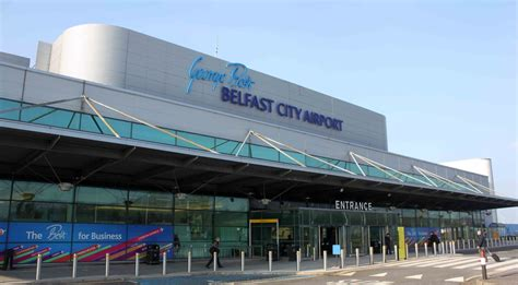 george best city airport transfers belfast