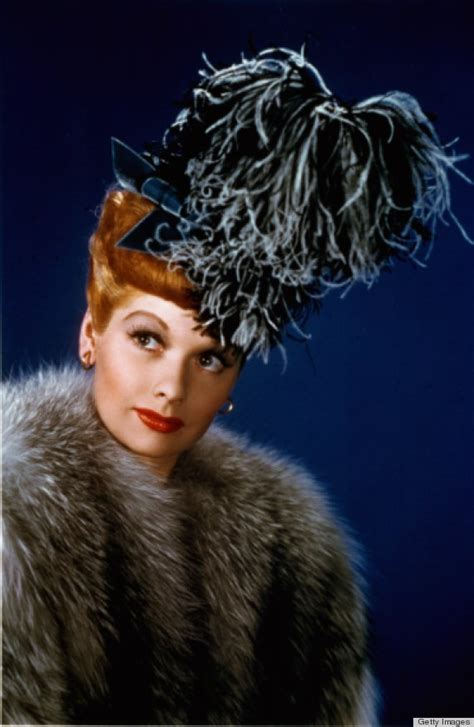 lucille ball s retro beauty look is no laughing matter lucille ball s retro beauty look is no laughing matter