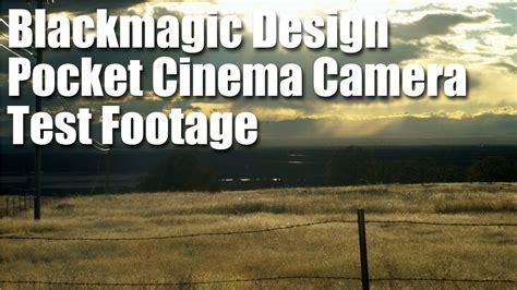black magic pocket footage blackmagic pocket cinema test footage videomaker