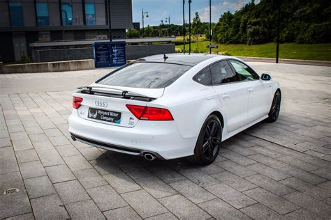 Audi A7 Sline by Audi A7 3 0 Tdi Quattro S Line S Tronic Car Details From