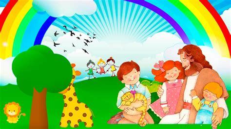 imagenes religiosas infantiles colecci 243 n de cantitos infantiles cristianos youtube