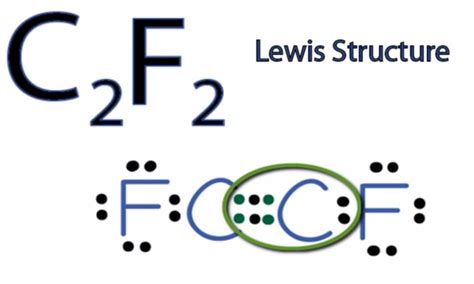 how to make a dot diagram c2f2 lewis structure how to draw the lewis structure for