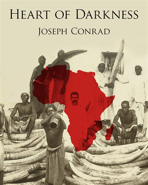 theme of the novel heart of darkness by joseph conrad heart of darkness book cover on aiga member gallery