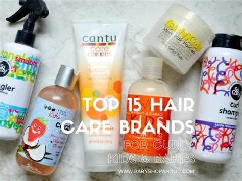 american baby hair products top curly hair brands