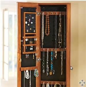 length jewelry mirror cabinet savvy housekeeping 187 length mirror jewelry cabinet
