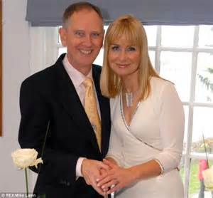Will Tony Make A Husband by Barred From Blair Wedding Sian Lloyd Puts On A Brave
