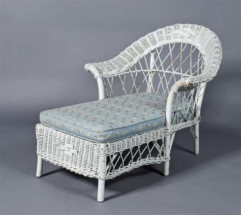 antique wicker chaise lounge antique child s wicker chaise lounge chaise my lounge