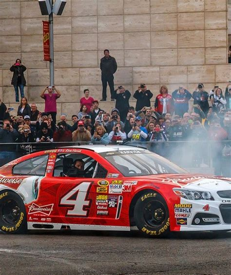 budweiser chevrolet kevin harvick to stop driving no 4 budweiser chevrolet