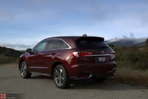 2016 acura rdx exterior 005 the about cars