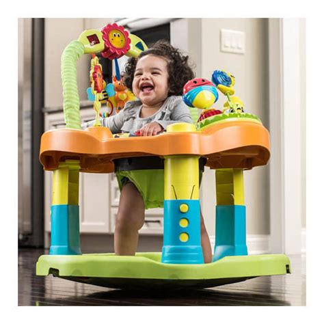 evenflo exersaucer baby child activity mat