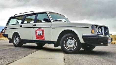 rally wagen second chance our 1984 volvo 240 rally wagon