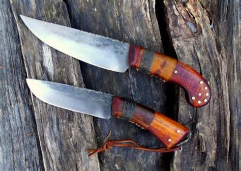 custom knives  bowies