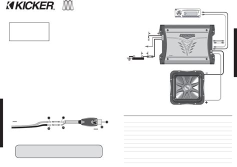 kicker comp c10 install wire diagram 36 wiring diagram