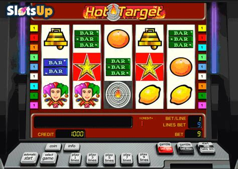 hot target slot machine  novomatic casino slots