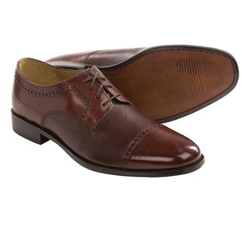 bostonian oxford shoes bostonian ricardo oxford shoes cap toe for save 35