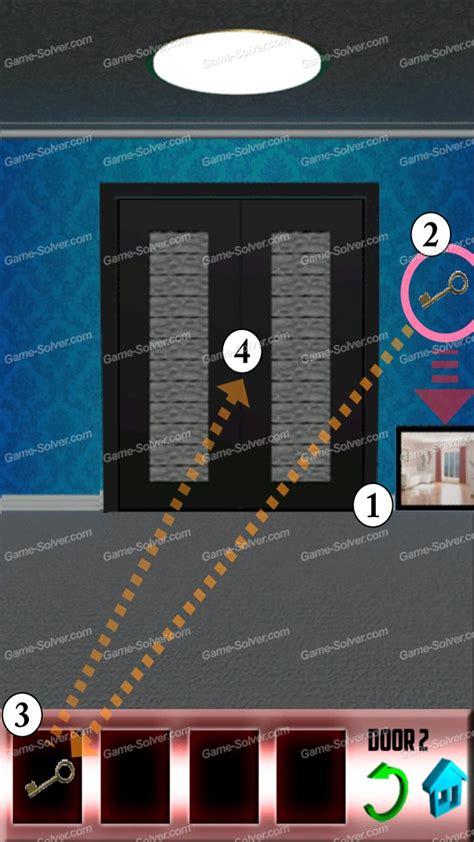 100 doors 2013 lvl 2 100 doors level 2 game solver